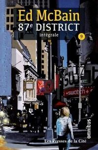 Ed McBain - 87e district Intégrale Tome 9 : Roman noir ; Le Frumieux Bandagrippe ; Jeux de mots ; Jouez violons.