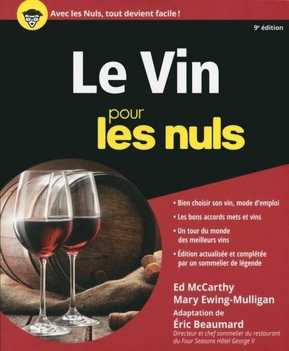 Le vin pour les nuls 9e édition