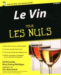 Galabria.be Le Vin pour les Nuls Image