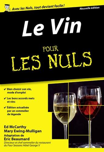 Le vin pour les nuls 3e édition