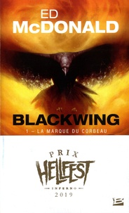 Blackwing Tome 1 - Ed McDonald |