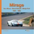 Ed McDonough - Mirage - Gulf-Mirage, Mirage Renault, Mirage Ford : 1967-1982.