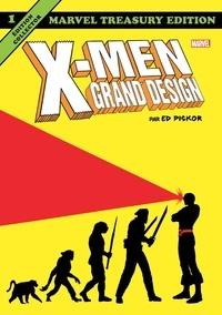 Les 20 premières heures de téléchargement d'un ebook X-Men : Grand Design Tome 1 (Litterature Francaise) par Ed Piksor 9782809475395 DJVU MOBI