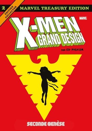 Ed Piksor - X-Men : Grand Design Tome 2 : Seconde genèse.