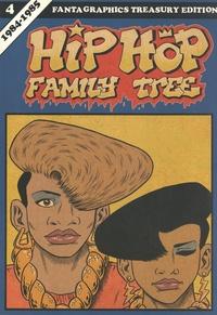 Ed Piskor - Hip Hop Family Tree Tome 4 : 1984-1985.