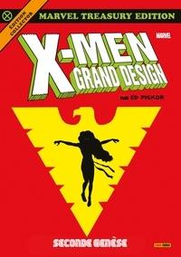 Ed Piskor - X-Men Grand Design (Par Ed Piskor) T02 - Seconde genèse.