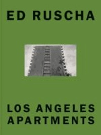 Ed Ruscha - Los Angeles Apartments - Los Angeles Apartements.