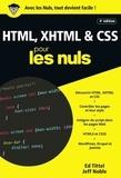 Ed Tittel et Jeff Noble - HTML, XHTML & CSS pour les nuls.