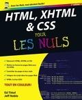 Ed Tittel et Jeff Noble - HTML, XHTML et CSS pour les nuls.