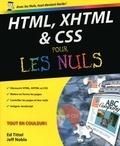 Ed Tittel - Informatique  : HTML, XHTML et les CSS Pour les nuls.