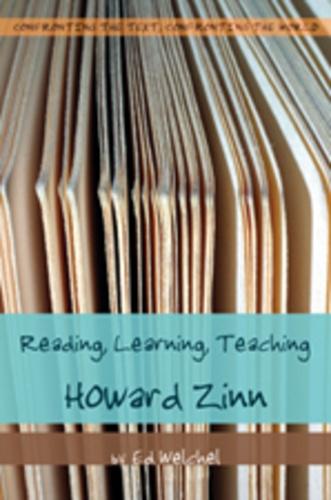 Ed Welchel - Reading, Learning, Teaching Howard Zinn.