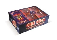 Edda Onorato - Coffret Gun Shot l'apéro des pistoleros - 60 coktails à dégainer pour des soirées mortelles. Le livre de recettes avec 4 verres à shot pistolet.