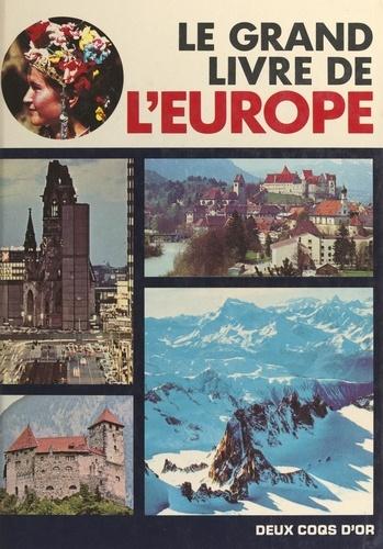 Le grand livre de l'Europe