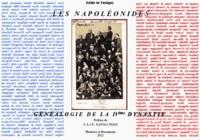 Eddie de Tassigny - Les Napoléonides - L'album des Bonapartes, Généalogie de la Quatrième Dynastie.