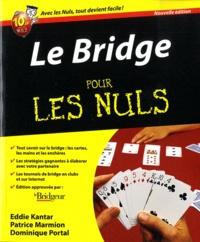 Eddie Kantar - Le bridge pour les nuls.