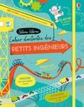 Eddie Reynolds et Darran Stobbart - Cahier d'activités des petits ingénieurs.