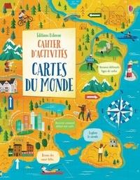 Eddie Reynolds et Darran Stobbart - Cartes du monde.