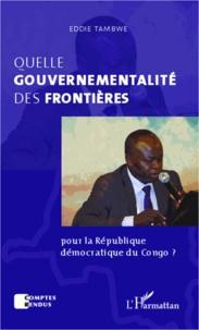 Birrascarampola.it Quelle gouvernementalité des frontières pour la République Démocratique du Congo ? Image