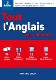 Eddy Chevalier et Mathias Degoute - Tout l'anglais aux concours - 2e éd - Prépas commerciales et scientifiques, concours sciences Po et IEP.