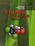 Eddy Flamand - Chimie organique - Structures, nomenclature, réactions.