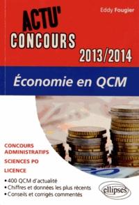 Eddy Fougier - Economie en QCM.
