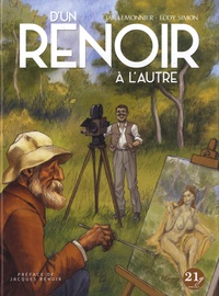 Eddy Simon et Jacques Lemonnier - D'un Renoir à l'autre.