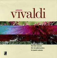 Edel Classics - Antonio Vivaldi - Le quattro stagioni Edition trilingue français-anglais-allemand. 4 CD audio