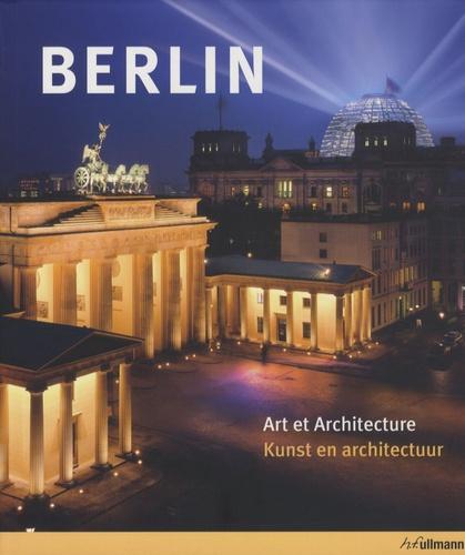 Edelgard Abenstein - Berlin - Art et architecture, édition bilingue français-néerlandais.