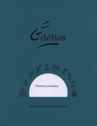Philippe Pinturault - Histoires pressées - 72 fiches et 5 exemplaires du roman.