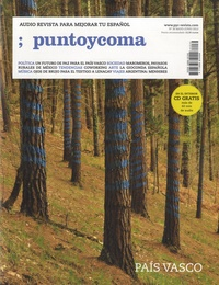 Punto y coma - Punto y Coma N° 36, Mayo-Junio 20 : . 1 CD audio