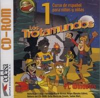 Fernando Marin Arrese et Reyes Morales Galvez - Trotamundos 1 - CD Rom.