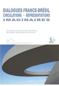 Eden Viana Martin et Nejma Kermele - Dialogues France-Brésil - Circulations, représentations, imaginaires.