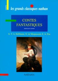 Edgar Allan Poe et Ernst Theodor Amadeus Hoffmann - .