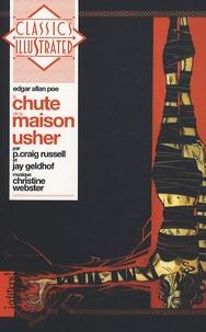 Edgar Allan Poe et Philip Craig Russell - La Chute de la maison Usher. 1 CD audio