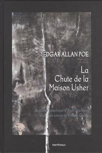 Edgar Allan Poe - La Chute de la Maison Usher. 1 CD audio