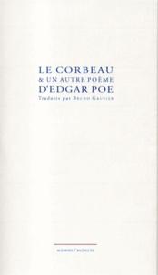 Edgar Allan Poe - Le corbeau & un autre poème.