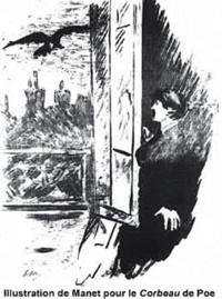 Edgar Allan Poe - Le corbeau.