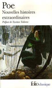 Edgar Allan Poe - Nouvelles Histoires extraordinaires.