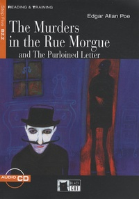 Edgar Allan Poe - The Murders in the Rue Morgue and The Purloined Letter. 1 CD audio