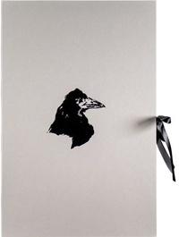 Edgar Allan Poe - The raven / Le corbeau / The raven.