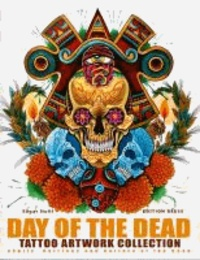 Edgar Hoill - Day of the Dead Tattoo Artwork Collection - Skulls, Catrinas and Culture of the Dead.
