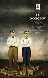Edgar-Lawrence Doctorow - Homer & Langley.
