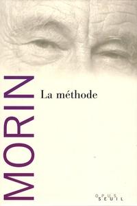 Edgar Morin - La méthode - Coffret en 2 volumes.