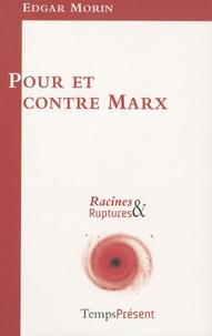 Pour et contre Marx.pdf