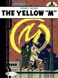 """Edgar Pierre Jacobs - Blake & Mortimer Tome 1 : The Yellow """"M""""."""