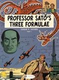 Edgar Pierre Jacobs - Blake & Mortimer Tome 22 : Professor Sato's three formulae - Part 1.