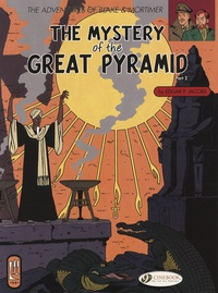 Edgar Pierre Jacobs - Blake & Mortimer Tome 3 : The mystery of the great pyramyd - Part 2.