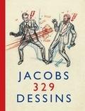 Edgar Pierre Jacobs et Daniel Couvreur - Jacobs, 329 dessins.