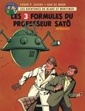 Edgar Pierre Jacobs et Bob De Moor - Les aventures de Blake et Mortimer Intégrale : Les 3 formules du professeur Sato - Tomes 1 et 2.