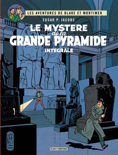 Edgar Pierre Jacobs - Les aventures de Blake et Mortimer Intégrale Tome 2 : Le Mystère de la grande pyramide.